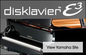 Yamaha Disklavier piano