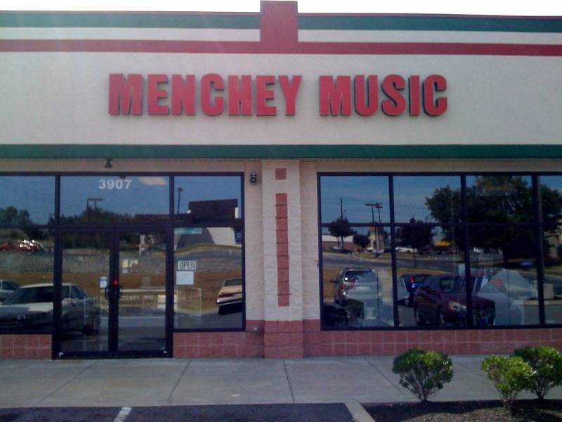 Menchey Music in Harrisburg, PA