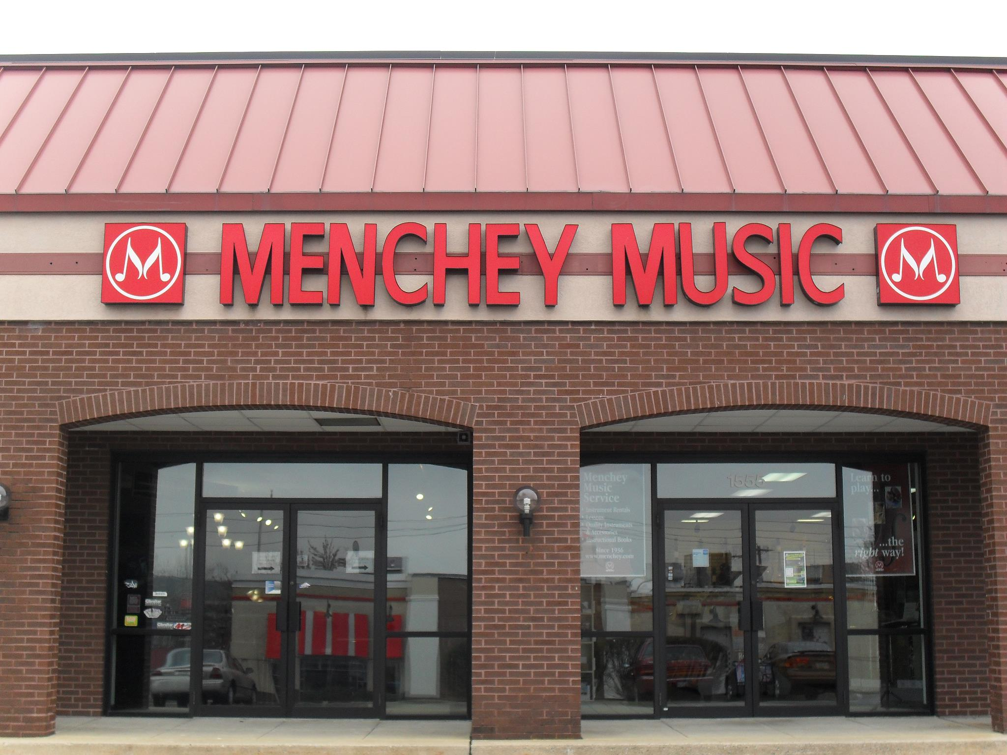 Menchey Music in Lancaster, PA