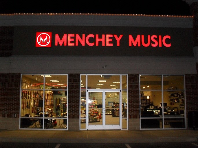 Menchey Music in Reading, PA