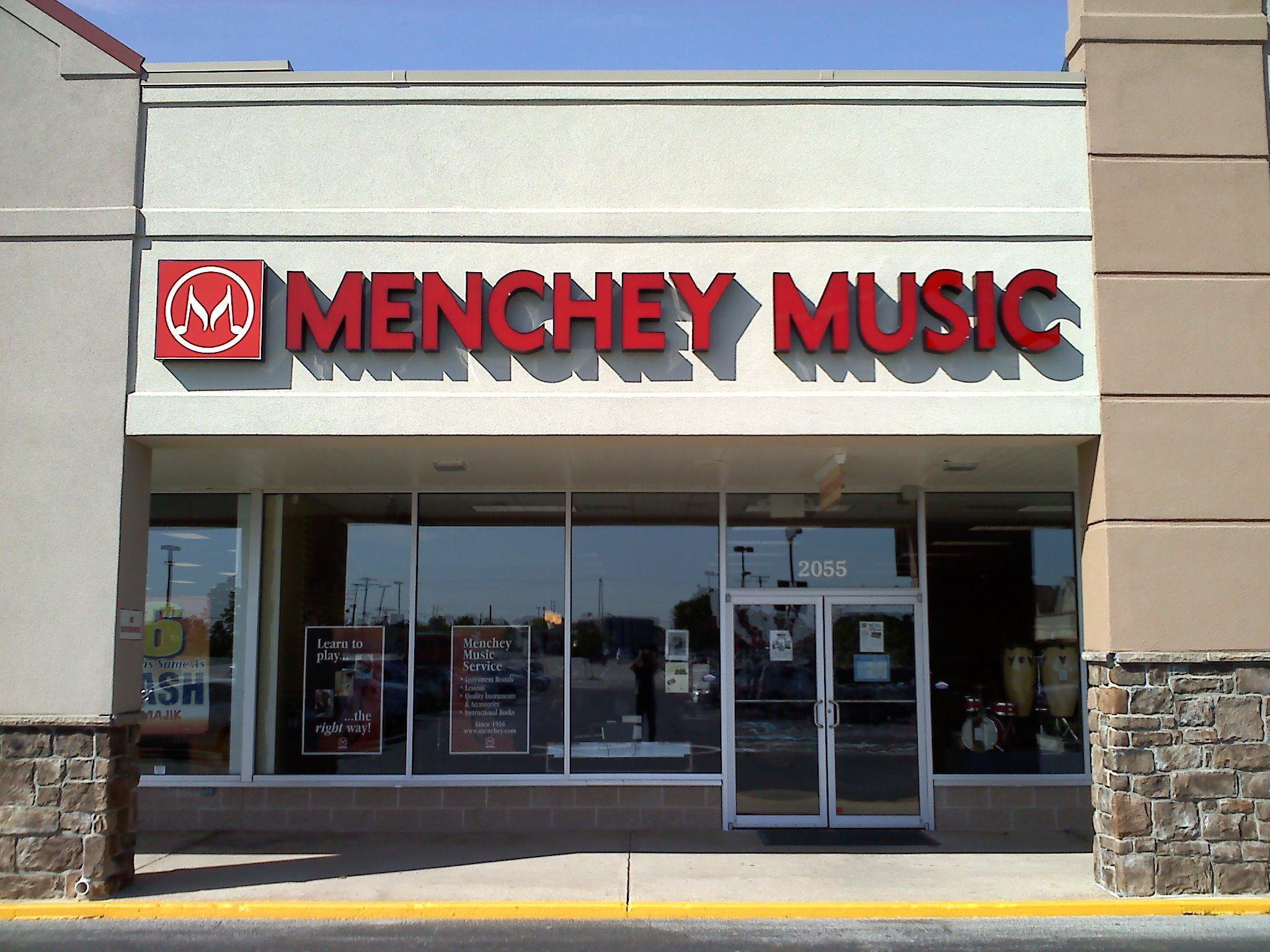 Menchey Music in York, PA