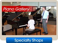 Specialty Shops - Piano Gallery
