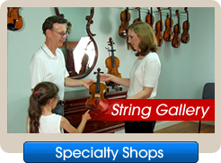 Specialty Shops - String Gallery