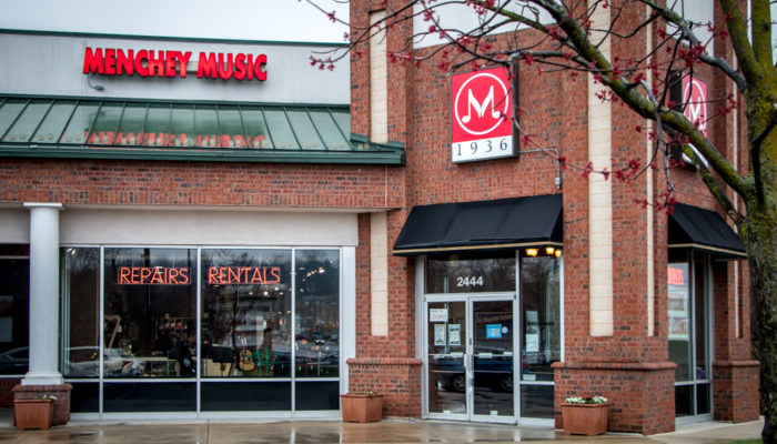 Our Timonium MD Location | Menchey Music