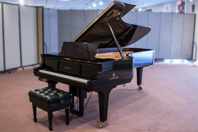 Yamaha Disklavier 9′ concert grand piano – model DCFXE3-PRO