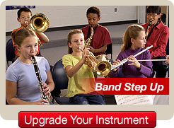 Upgrade Your Instrument - Band Step Up