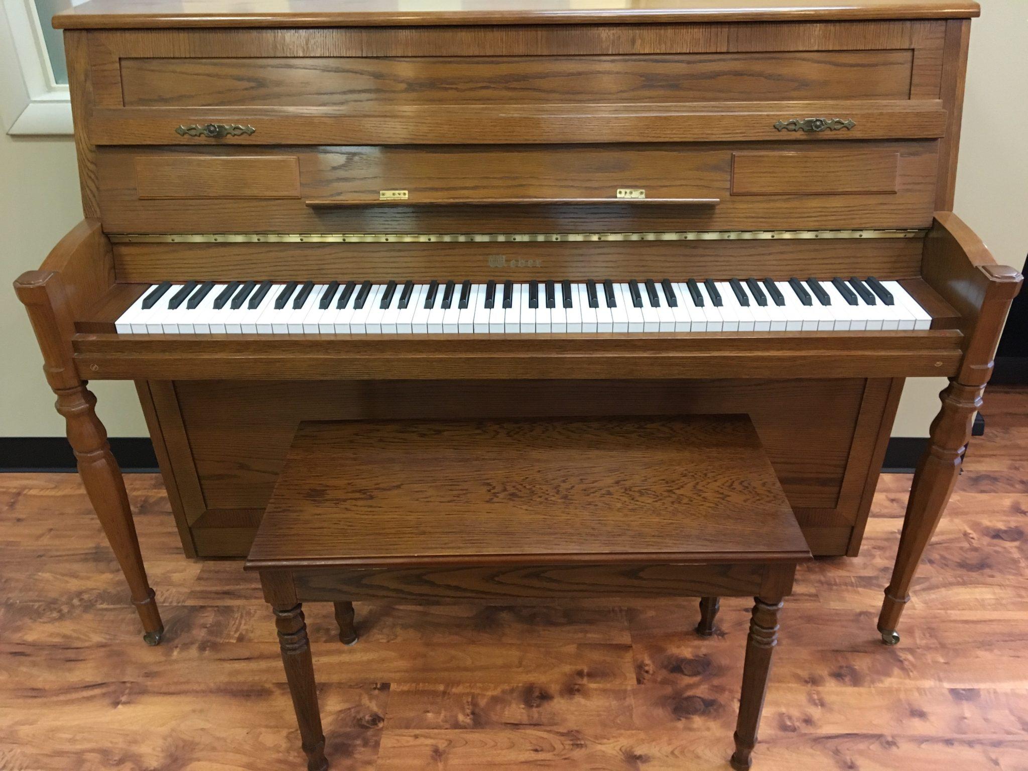 Weber – Model WF-41 oak console piano