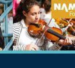 NAMM Foundation logo.
