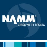 National Association of Music Merchants logo.