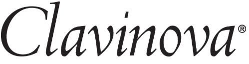 Yamaha Clavinova digital piano logo.