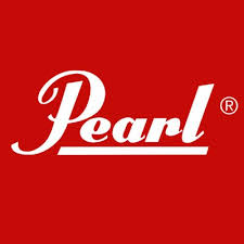 Pearl drums logo.