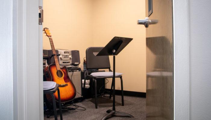 Hanover, PA guitar lesson studio