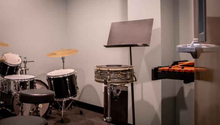 Hanover, PA drum lesson studio