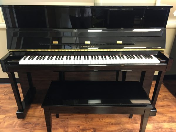 Cable-Nelson Studio Piano (by Yamaha) – Model CN116PE – 45″ (SOLD)