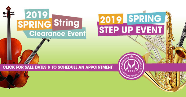 Spring 2019 Step-Up Events