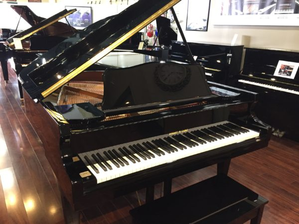 Hobart M Cable – Model GH-62 (5'4″) grand piano (SOLD)