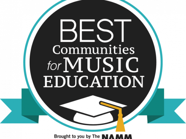 Apply Now: Best Communities for Music Education