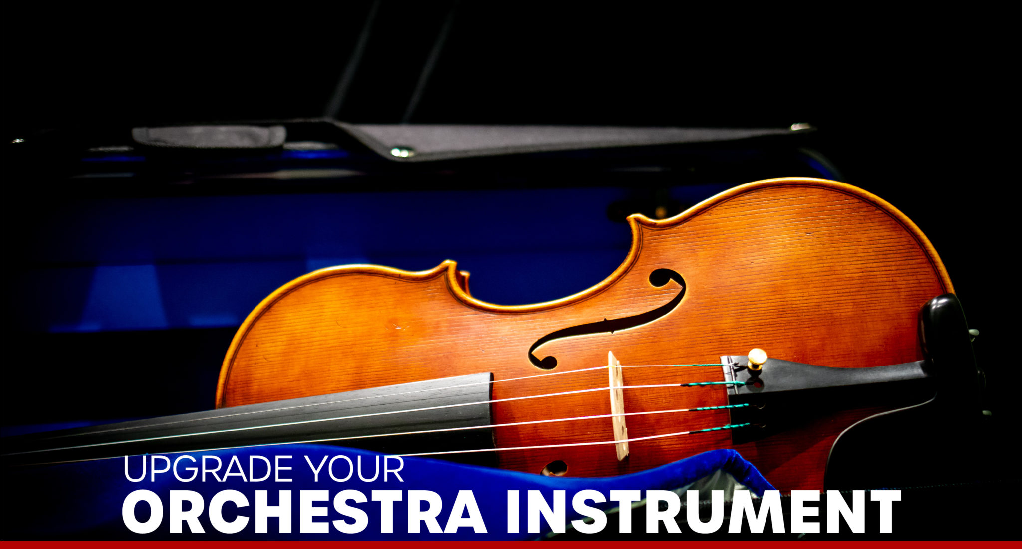 Upgrade Your Orchestra Instrument